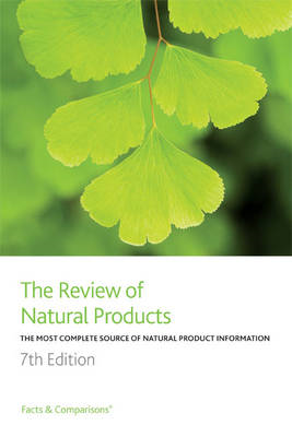 The Review of Natural Products (BOK)