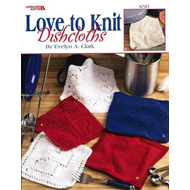 Love to Knit Dishcloths (Leisure Arts #3676) (BOK)