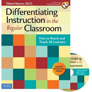Differentiating Instruction in the Regular Classroom: How to Reach and Teach All Learners (BOK)