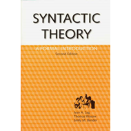 Syntactic Theory (BOK)