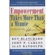 Empowement Takes More Than a Minute (BOK)