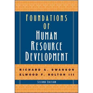Foundations of Human Resource Development (BOK)