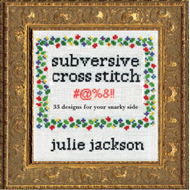 Subversive Cross Stitch (BOK)