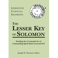 The Lesser Key of Solomon: Lemegeton Clavicula Salomonis (BOK)