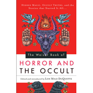 Weiser Book of Horror and the Occult (BOK)