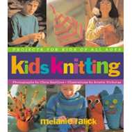 Kids Knitting: Projects for Kids of All Ages (BOK)