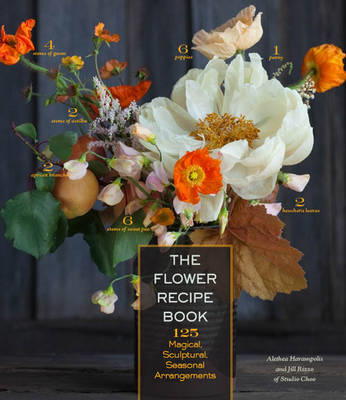 Flower Recipe Book (BOK)