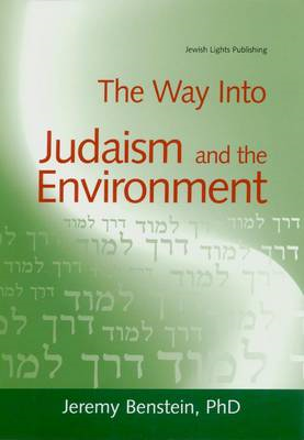 Way into Judaism and the Environment (BOK)