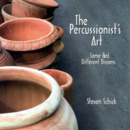 The Percussionist's Art: Same Bed, Different Dreams (BOK)