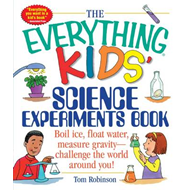 Everything Kids' Science Experiments Book (BOK)