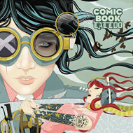 Comic Book Tattoo Tales Inspired by Tori Amos (BOK)