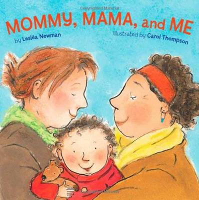 Mommy, Mama and Me (BOK)