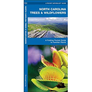 North Carolina Trees & Wildflowers: A Folding Pocket Guide to Familiar Species (BOK)
