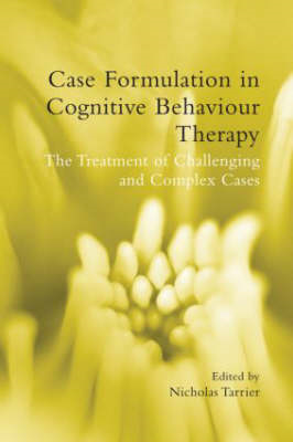 Case Formulation in Cognition Behavioural Therapy (BOK)