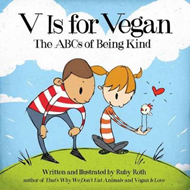 V Is For Vegan (BOK)