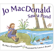 Jo Macdonald Saw a Pond (BOK)
