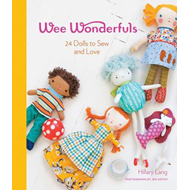 Wee Wonderfuls: 24 Dolls to Sew and Love (BOK)
