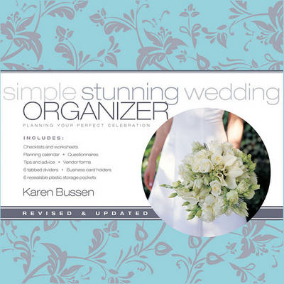 Simple Stunning Wedding Organizer: Planning Your Perfect Celebration (BOK)