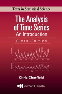 Analysis of Time Series (BOK)