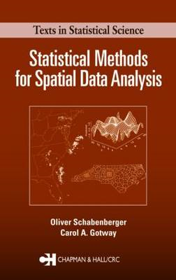 Statistical Methods for Spatial Data Analysis (BOK)