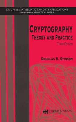 Cryptography: Theory and Practice (BOK)