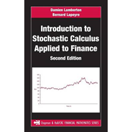 Introduction to Stochastic Calculus Applied to Finance (BOK)