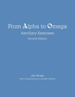 From Alpha to Omega: Ancillary Exercises (BOK)