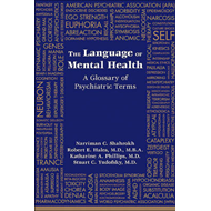 The Language of Mental Health: A Glossary of Psychiatric Terms (BOK)
