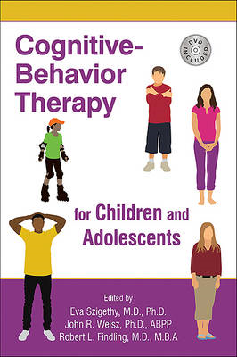 Cognitive-Behavior Therapy for Children and Adolescents (BOK)