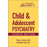 Concise Guide to Child and Adolescent Psychiatry (BOK)