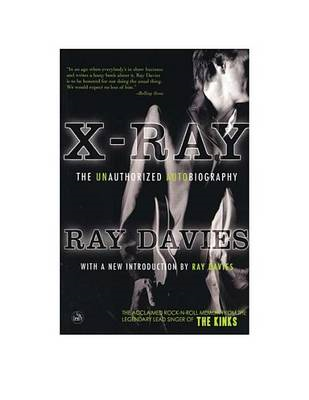 X-Ray: The Unauthorized Autobiography (BOK)