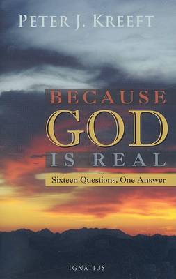 Because God Is Real: Sixteen Questions, One Answer (BOK)