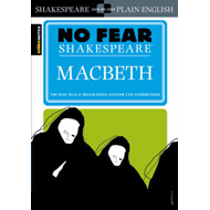 Macbeth (No Fear Shakespeare) (BOK)