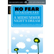 Midsummer Night's Dream (No Fear Shakespeare) (BOK)