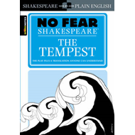 Tempest (No Fear Shakespeare) (BOK)
