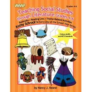 Teaching Social Studies Through Literature, Grades 4-6 (BOK)
