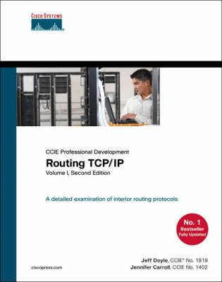 Routing TCP/IP, Volume 1 (BOK)