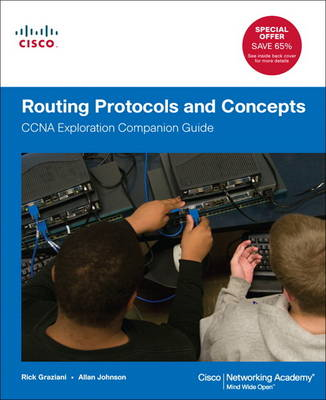 Routing Protocols and Concepts: CCNA Exploration Companion Guide (BOK)