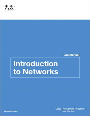 Introduction to Networks Lab Manual (BOK)