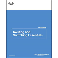 Routing and Switching Essentials Lab Manual (BOK)