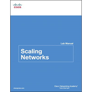 Scaling Networks Lab Manual (BOK)