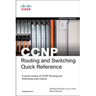 CCNP Routing and Switching Quick Reference (642-902, 642-813, 642-832) (BOK)
