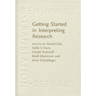 Getting Started in Interpreting Research (BOK)