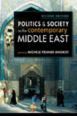 Politics & Society in the Contemporary Middle East (BOK)