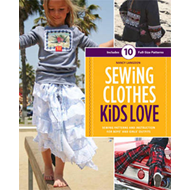Sewing Clothes Kids Love (BOK)