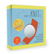 Learn to Knit Kit (BOK)