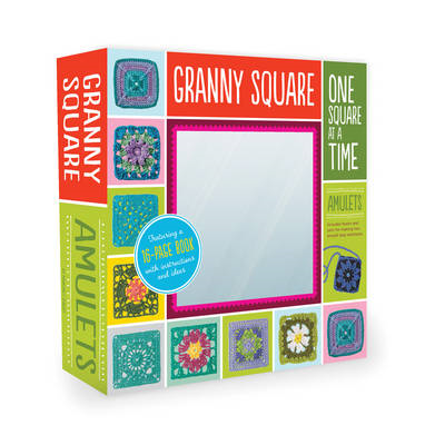Granny Squares, One Square at a Time (BOK)