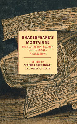 Shakespeare's Montaigne (BOK)