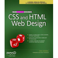 Essential Guide to CSS and HTML Web Design (BOK)