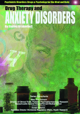 Drug Therapy and Anxiety Disorders (BOK)